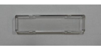 Renz Glasabdeckung für Klingel 57.5 x 14.5
