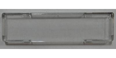 Renz Glasabdeckung für Klingel 60 x 15.5