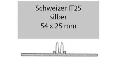 Schweizer IT25, inkl Gravur Klingelschild